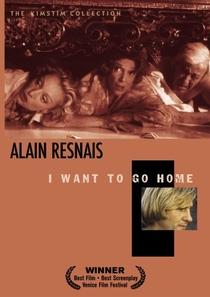 Eu Quero Ir para Casa - Poster / Capa / Cartaz - Oficial 1