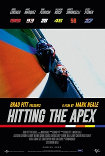 Hitting The Apex - Poster / Capa / Cartaz - Oficial 1