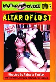 The Altar of Lust - Poster / Capa / Cartaz - Oficial 1