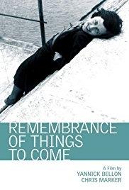 Le souvenir d'un avenir - Poster / Capa / Cartaz - Oficial 1