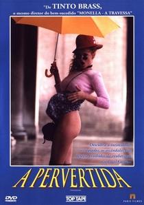 A Pervertida - Poster / Capa / Cartaz - Oficial 4