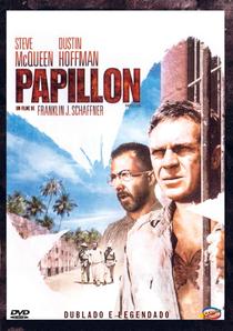 Papillon - Poster / Capa / Cartaz - Oficial 7