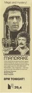 Mandrake, o Mágico (Mandrake)
