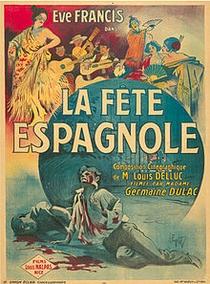 A festa espanhola - Poster / Capa / Cartaz - Oficial 1