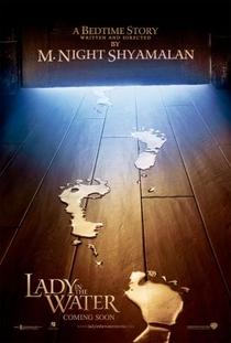 A Dama na Água - Poster / Capa / Cartaz - Oficial 2