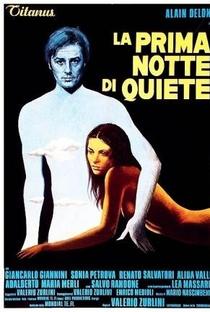 A Primeira Noite de Tranquilidade - Poster / Capa / Cartaz - Oficial 6