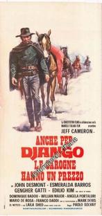 Django Contra 4 Irmãos - Poster / Capa / Cartaz - Oficial 1