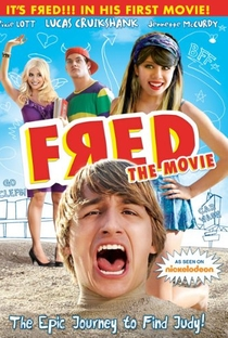 Fred: O Filme - Poster / Capa / Cartaz - Oficial 1