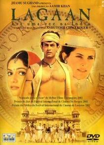 Lagaan: Era uma Vez na Índia - Poster / Capa / Cartaz - Oficial 5