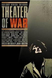 Theater of War - Poster / Capa / Cartaz - Oficial 1