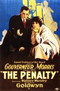 The Penalty - Poster / Capa / Cartaz - Oficial 1