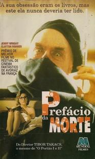 Prefácio da Morte - Poster / Capa / Cartaz - Oficial 4