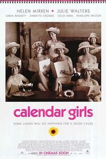 Garotas do Calendário - Poster / Capa / Cartaz - Oficial 4