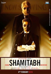 Shamitabh - Poster / Capa / Cartaz - Oficial 2