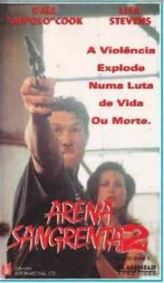 Arena Sangrenta 2 - Poster / Capa / Cartaz - Oficial 1