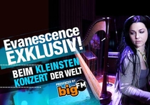 Evanescence Unplugged Big Fm - Poster / Capa / Cartaz - Oficial 1