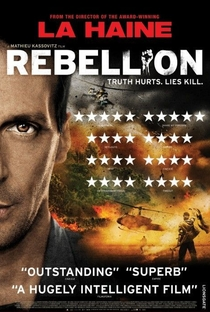 A Rebelião - Poster / Capa / Cartaz - Oficial 5