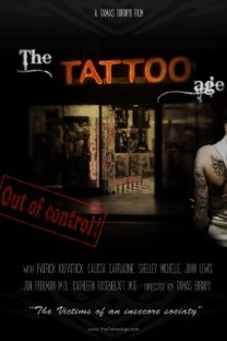 The Tattoo Age - Poster / Capa / Cartaz - Oficial 1