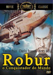 Robur, o Conquistador do Mundo - Poster / Capa / Cartaz - Oficial 4