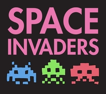 Space Invaders - Poster / Capa / Cartaz - Oficial 1