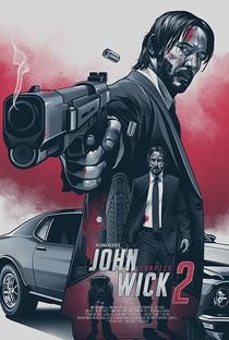 John Wick: Um Novo Dia Para Matar - Poster / Capa / Cartaz - Oficial 7