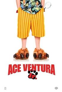 O Filho do Ace Ventura - Poster / Capa / Cartaz - Oficial 1