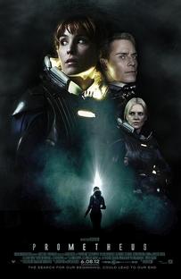 Prometheus - Poster / Capa / Cartaz - Oficial 7