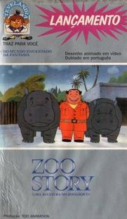Zoo Story - Uma Aventura no Zoológico - Poster / Capa / Cartaz - Oficial 1