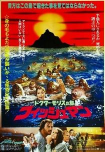A Ilha dos Homens-Peixe - Poster / Capa / Cartaz - Oficial 12
