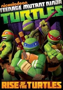 Tartarugas Ninja (1ª Temporada) - Poster / Capa / Cartaz - Oficial 1