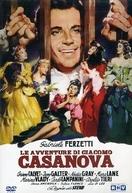 Casanova, Amante Sublime (Le avventure di Giacomo Casanova)