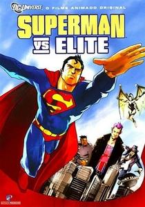 Superman Contra a Elite - Poster / Capa / Cartaz - Oficial 3
