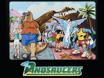 Dinosaucers  - Poster / Capa / Cartaz - Oficial 5