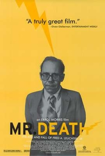 Mr. Death: The Rise and Fall of Fred A. Leuchter, Jr. - Poster / Capa / Cartaz - Oficial 1