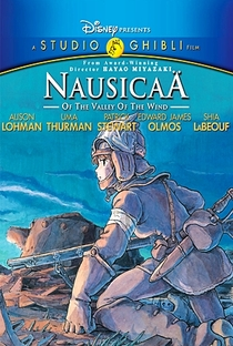 Nausicaä do Vale do Vento - Poster / Capa / Cartaz - Oficial 21