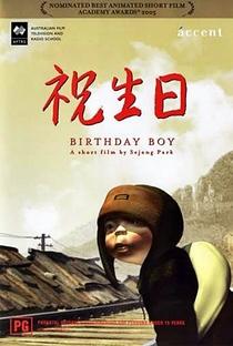 Birthday Boy - Poster / Capa / Cartaz - Oficial 1