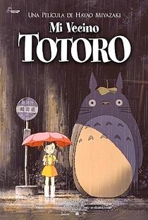 Meu Amigo Totoro - Poster / Capa / Cartaz - Oficial 25