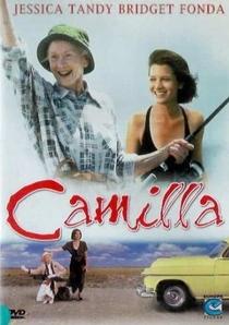 Camilla - Poster / Capa / Cartaz - Oficial 2