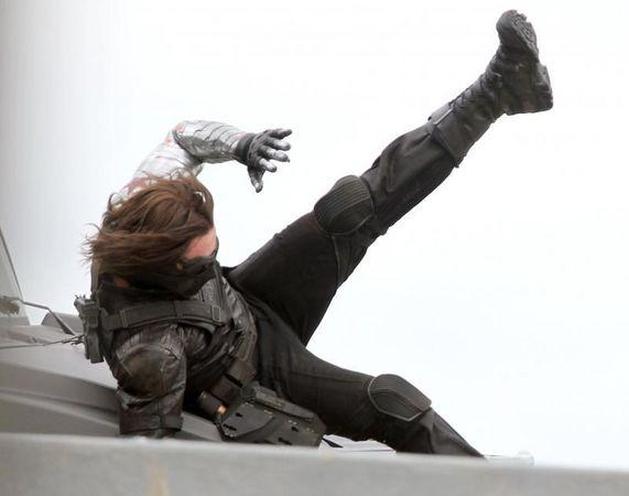 """Veja imagem de Bionic Arm em """"Capitão América 2: O Retorno do Primeiro Vingador"""""""
