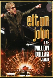 Elton John: The Million Dollar Piano - Poster / Capa / Cartaz - Oficial 1