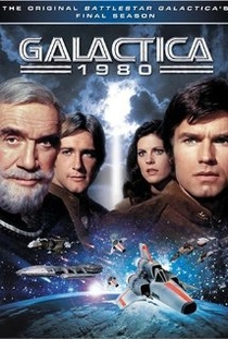 Galactica 1980 - Poster / Capa / Cartaz - Oficial 1