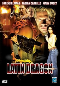 Latin Dragon - Poster / Capa / Cartaz - Oficial 2