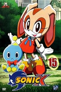 Sonic X (2ª Temporada) - Poster / Capa / Cartaz - Oficial 20