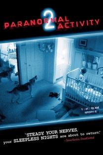 Atividade Paranormal 2 - Poster / Capa / Cartaz - Oficial 2