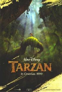 Tarzan - Poster / Capa / Cartaz - Oficial 1