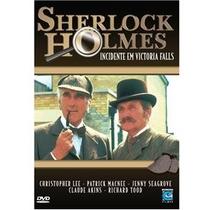 Sherlock Holmes: Incidente em Victoria Falls - Poster / Capa / Cartaz - Oficial 1