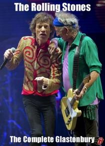 Rolling Stones - The Complete Glastonbury 2013 - Poster / Capa / Cartaz - Oficial 1
