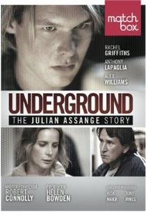 Underground:A História de Julian Assange - Poster / Capa / Cartaz - Oficial 2
