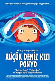 Ponyo: Uma Amizade que Veio do Mar - Poster / Capa / Cartaz - Oficial 25