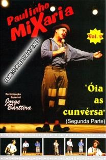 Óia as Cunvérsa - Volume 2 - Poster / Capa / Cartaz - Oficial 1